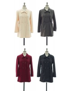 Two Pocket Front Jacket - Assorted