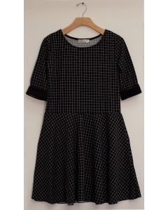 Liverpool Skater Dress - Square