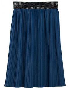 Pleated Skirt - Teal - LAST FINAL SALE