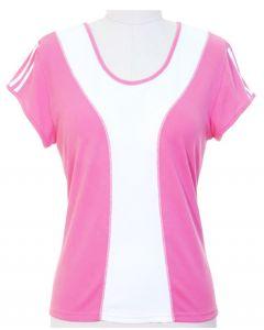 Colorblock Shirt - Pink