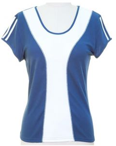 Colorblock Shirt - Blue