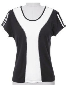 Colorblock Shirt - Black