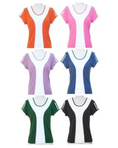 Colorblock Shirt - 36 pcs