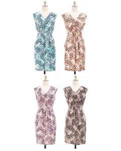 Leopard Dress - Asst